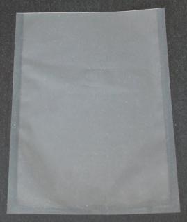 Вакуумный пакет 190×280 мм прозрачный ПЭТ/ПЭ - 72 мкм