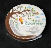 Вакуумная упаковка сыра Сулугуни в вакуумные термоусадочные пакеты