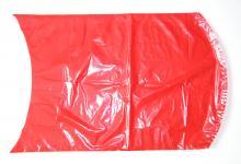 Вакуумный термоусадочный пакет 425×550 мм для сыра красный